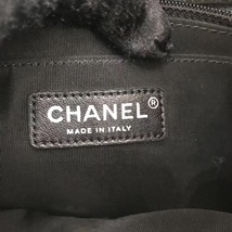 100% AUTHENTIC CHANEL 2017 BLACK QUILTED LAMBSKIN URBAN SPIRIT BACKPACK SHW image 7