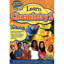 The Standard Deviants - Learn Chemistry 1 - $39.99