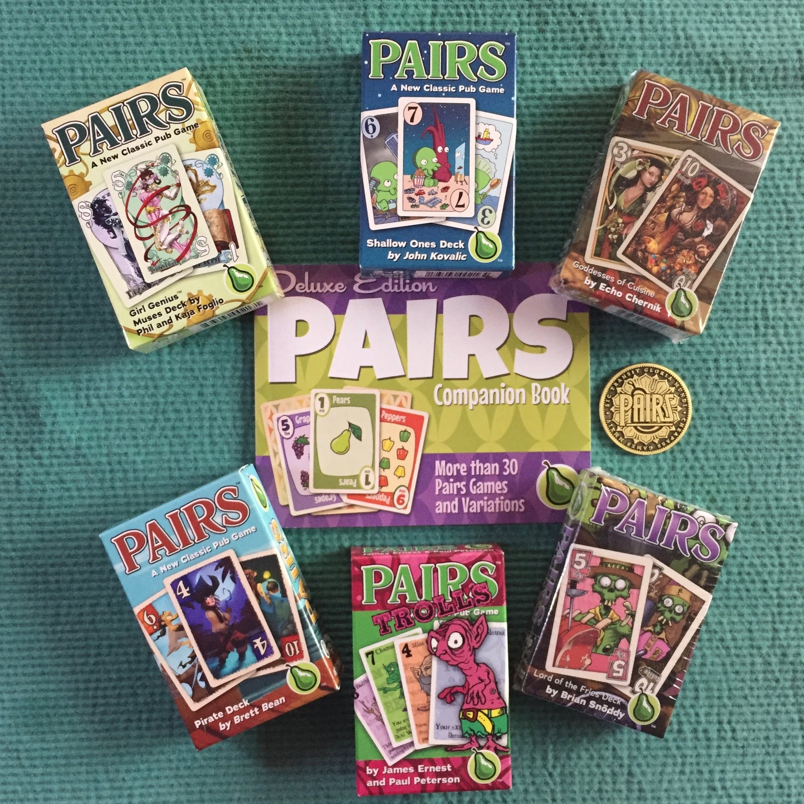 Pairs Stocking Stuffer Gift Pack - Limited Time