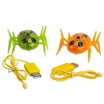 Mini Bug Spider Toy Infrared Sensor Tag Moving Robot Space Blaster Train... - $28.99+