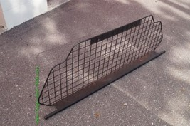 98-02 Subaru Forester Metal Cargo Area Partition Pet Barrier image 2