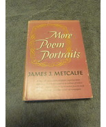 More Poem Portraits James J Metcalfe - $5.00
