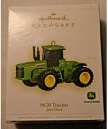 Hallmark 2006 Keepsake Ornament 9620 John Deere Tractor  - £12.23 GBP