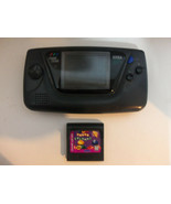 Vintage SEGA Game Gear Portable Video Game Console w Super Columns Game ... - $128.65