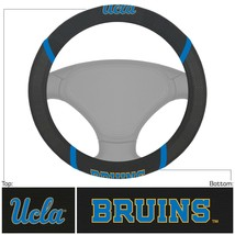 Fanmats NCAA UCLA Bruins Embroidered Steering Wheel Cover Delivery 2-4 Days - $17.81