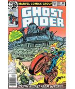 Ghost Rider Comic Book #33, Marvel Comics 1978 VERY FINE/NEAR MINT - $8.79