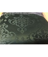 Holiday Medallion Green Oblong Tablecloth 60x84 Inches  - $14.01