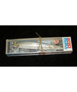 Rebel The Amazing Minnow Fishing Lure F303SW Blue 5-1/2-1/2 Oz - $18.99