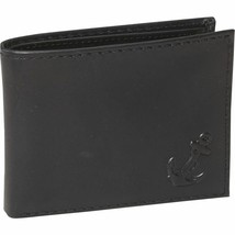 Nautica Men's Bifold Genuine Leather Credit Card ID Passcase Wallet 31NU22X036 image 2