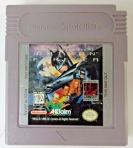Batman Forever (Nintendo Game Boy, 1995) - Game Cartridge Only  FC1433 - $8.44