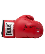 James Buster Douglas Autographed Red Everlast Boxing Glove JSA - $155.42