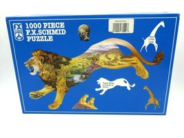 F.X. Schmid Pride of the Plains Jigsaw Puzzle 1000 Pieces - $19.75