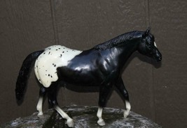 Breyer   APPALOOSA STOCK HORSE MARE  Vintage 1980's   Nice condition - $24.99