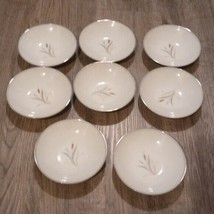 """8 Style House flower"""" Fine China 5 1/2"""" Bowls - $26.28"""