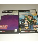 Nintendo Gamecube Football Game Bundle Madden NFL 2002 & 2006 - $9.90