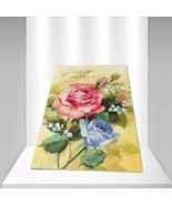 """A Bookmark Greeting """"A Get Well Note Just For You"""" Vintage Greeting Cards - $6.30"""