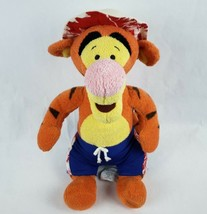 "Disney Store Winnie the Pooh Tigger 15"" Plush Tiger Swim Trunks Sun Hat ... - $19.34"