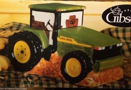 John Deere Ceramic Tractor Candy Cookie Made by... - $56.10