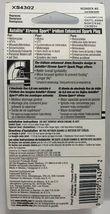 Set 2x Autolite XS4302 Xtreme Sport Iridium Enhanced Spark Plugs G57C 8654 CR9E image 3