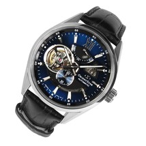 Orient Star Skeleton RE-AV0005L Orient automatic men's watch sapphire leather - $474.00