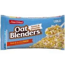Malt-O-Meal Breakfast Cereal, Oat Blenders Honey & Almond, 36 Oz Bag - $17.71