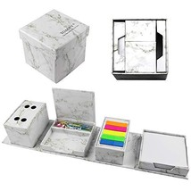 TOAOFY Sticky Notes Kit Page Markers Organizer Multi-Function 4 in 1 Col... - €17,33 EUR