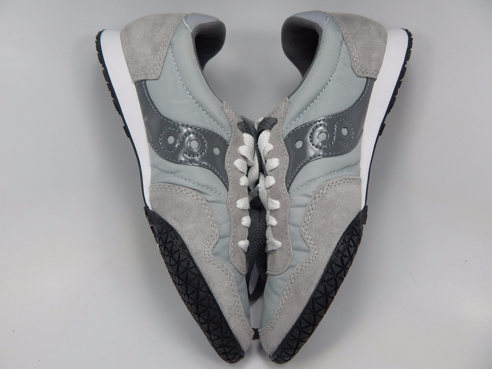 Saucony Original Bullet Women's Running Shoes Size 7 M (B) EU 38 Gray S1943-164