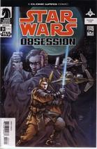 Star Wars: Obsession, #3 (Comic Book) [Paperback] Dark Horse Comics - $5.00