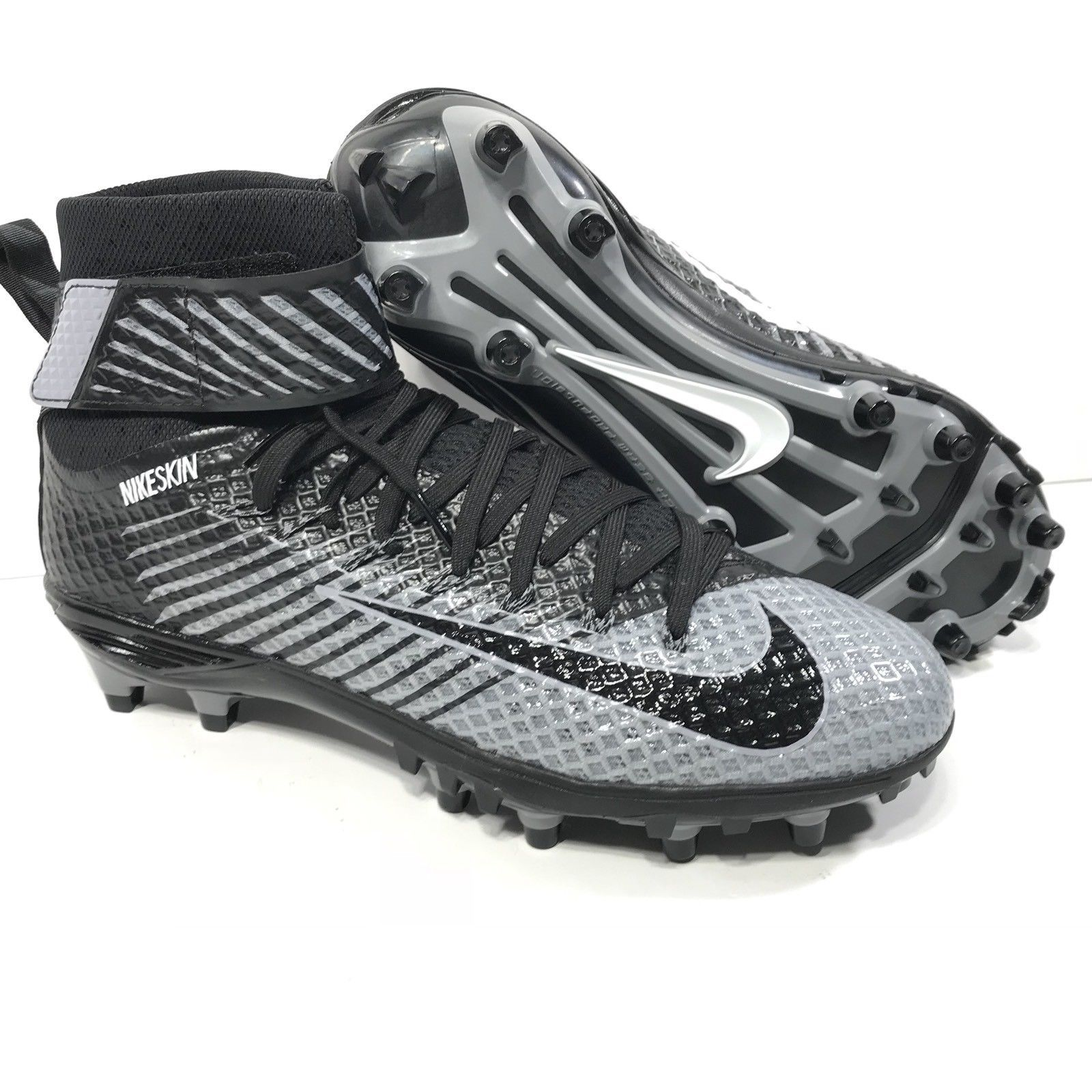 856f55a2703 S l1600. S l1600. Previous. Nike Mens Lunarbeast Elite TD Football Cleats  Black Gray 10.5 W0408. Nike ...