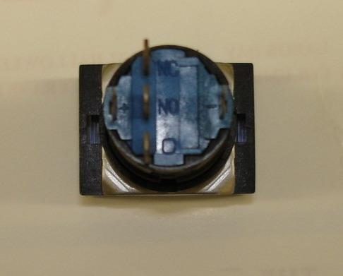 idec Water Resistant Push Button Switch AL6-M