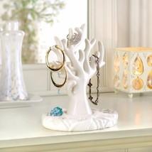 White Porcelain Sea Coral Design Necklaces, Bracelets, Rings, Earrings H... - $12.69