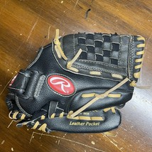 Rawlings PM11MBCC Playmaker Gloves 11 Inches Black Used - Very Good Cond... - $13.86