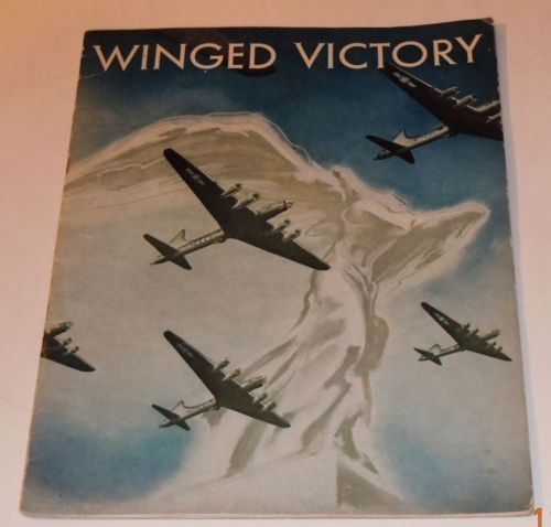 Primary image for Winged Victory - Play Theatre Program on the Army Air Force during WW2