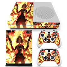 Anime  Girl Xbox one S Skin for Xbox one S Console and Controllers - $17.00
