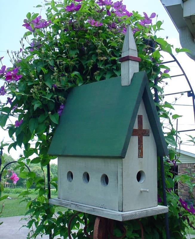 Plans for octagon bird houses home design and style for Bird house styles