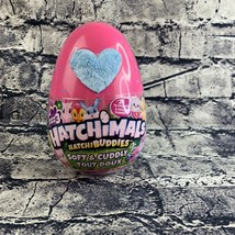 HATCHIMALS Season 3 HatchiBuddies Surprise/Mystery Plush Soft/Cudly - $13.85