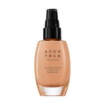 AVON True Colour Calming Effects Illuminating Foundation 30 ml-1oz/ Almond - $14.99