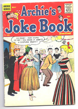 An item in the Collectibles category: Archies Joke Book Vol 1 No 40 1959 ARCHIE Comic Book with Vintage Advertisements