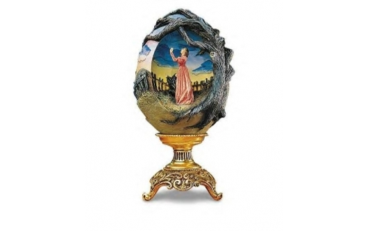 Primary image for RARE Gone with the Wind Egg Scarletts Vow
