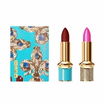 Pat McGrath BlitzTrance Divine Duo Lipstick Guinevere & Fuchsia Perfect ... - $60.44