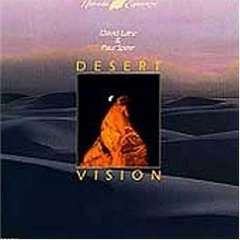 Desert Vision [Limited Edition] [Digital Sound] [Vinyl] DAVID LANZ & PAUL SPEER image 1