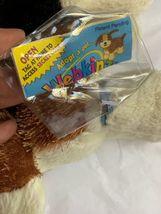 Ganz Webkinz Shaggy Brown White Basset Hound Puppy Dog Stuffed Plush Animal 9in image 7