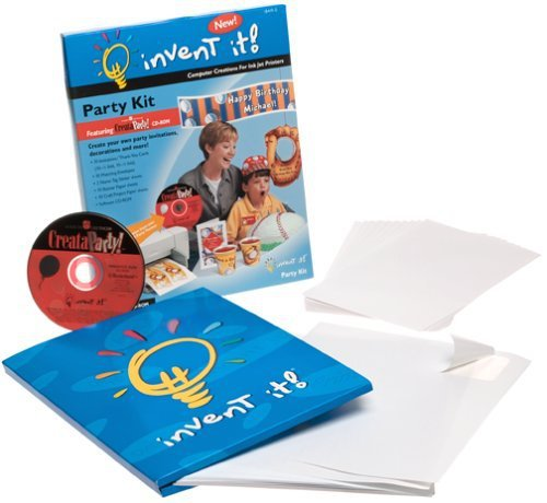 Invent It! Party Kit by American Greetings