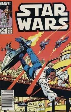 Star Wars #83 (May 1984) [Comic] by Linda Grant; Bob McLeod