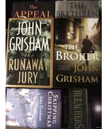 Lot of 6 Hardback Books John Grisham The Appeal... - $39.95