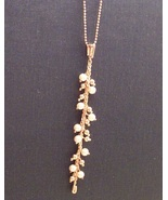 Freshwater Pearl & Bead Twist Necklace - $35.00