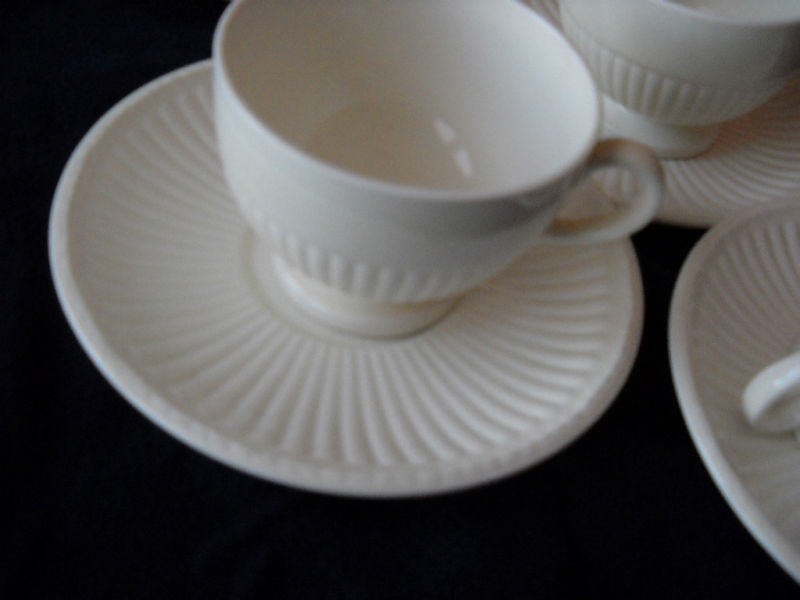 Wedgwood Edme cup  and saucer (7 sets available)