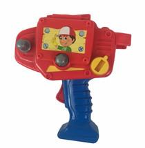 Disney Handy Manny Fix It Right 2in1 Talking Power Tool Drill Saw No Bla... - $37.61