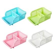 1pcsRefrigerator Storage Basket Food Drawer Storage Box Remote Control O... - $7.00
