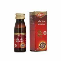 Pack of 2, Ayurveda Dabur Neem Tail oil 50 ml, Herbal product. - $24.99